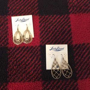 Lucky Brand Earring Bundle NEW